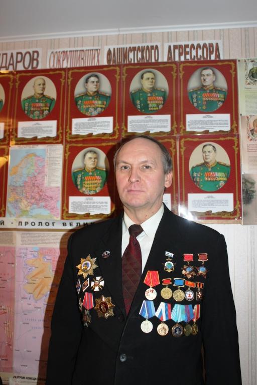 Николай Викторович Фомин