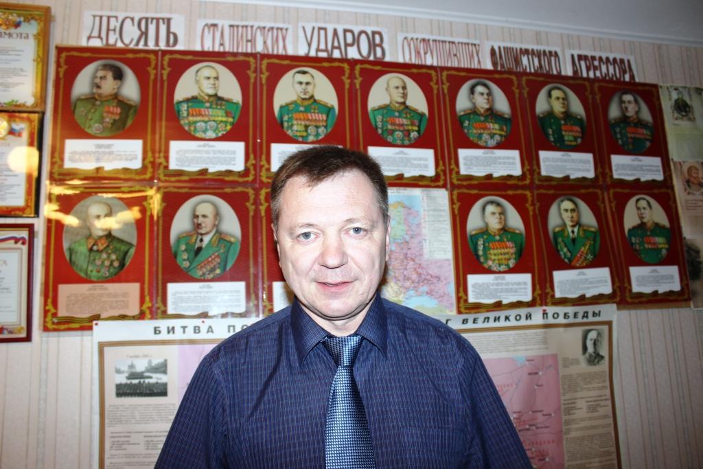 Сергей Васильевич Сопелев