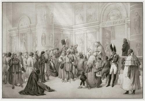 Летописи:1812 год – французы в храмах Московского Кремля