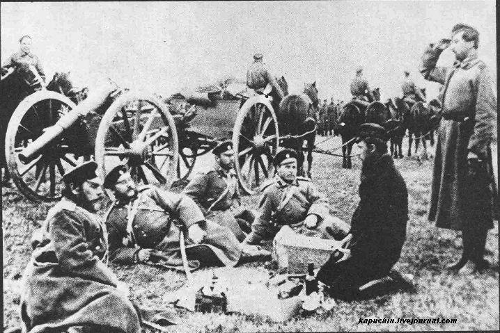 История в фотографиях: 38-й драгунский Владимирский полк на учениях под Можайском, фото 1885 года