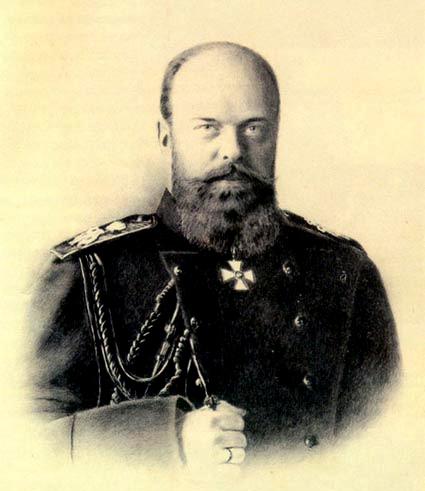 Александр  III: «Я принимаю венец с решимостью»