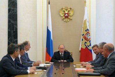Поручение Президента РФ об осуществлении мер по установлению границ и соблюдению правового режима земель на ряде объектов культурного наследия