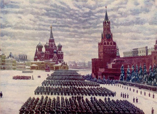 Николай Леонов – Война…