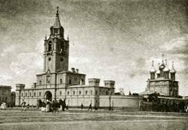 1812 год и Страстной монастырь