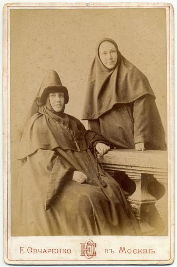 Игумения Евгения (Евдокия Николаевна Озерова) – настоятельница Страстного монастыря