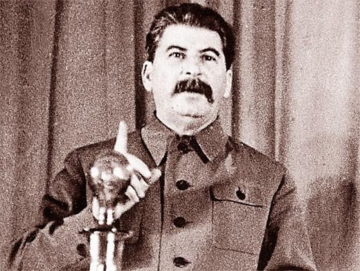 Сталин об однополых мерзостях