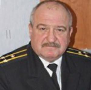 Капитан 1-го ранга Сергей Турченко