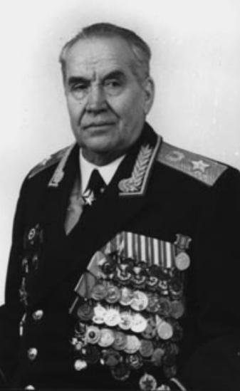 Седьмая  война  Махмута  Гареева