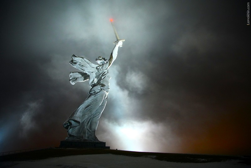 Карающий меч Сталинграда