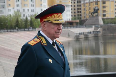 Интервью с последним маршалом Советского Союза.