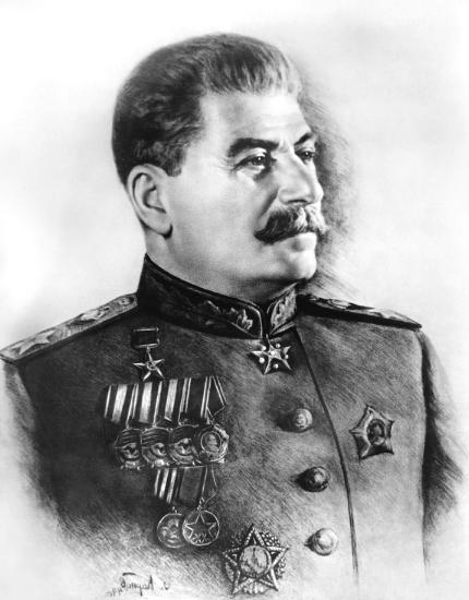 Сталин… власть от Бога.