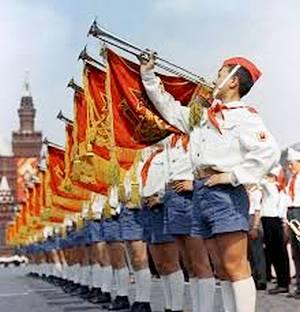 19 мая – День пионерии. «Бородино-2012-2045» высоко оценивает значение пионерии