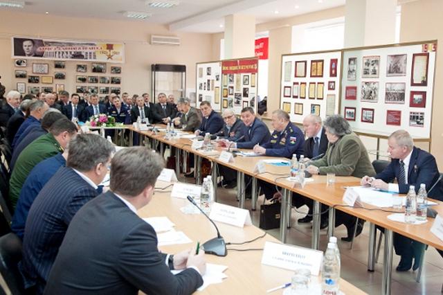 В Волгограде прошло совещание по подготовке празднования 100-летнего юбилея А.П. Маресьева