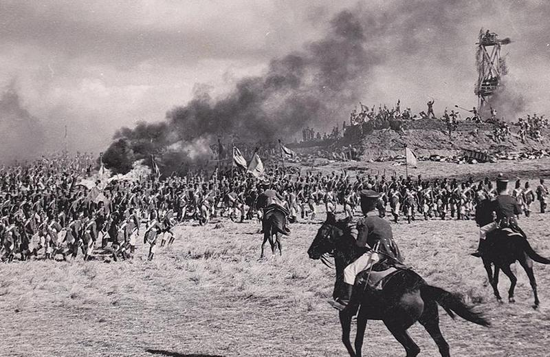 Копия Атака кавалерии