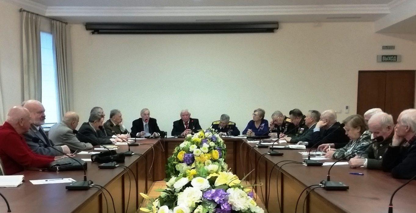 24 ноября 2016 года состоялось расширенное заседание координационного Совета  «Бородино 2012 – 2045».