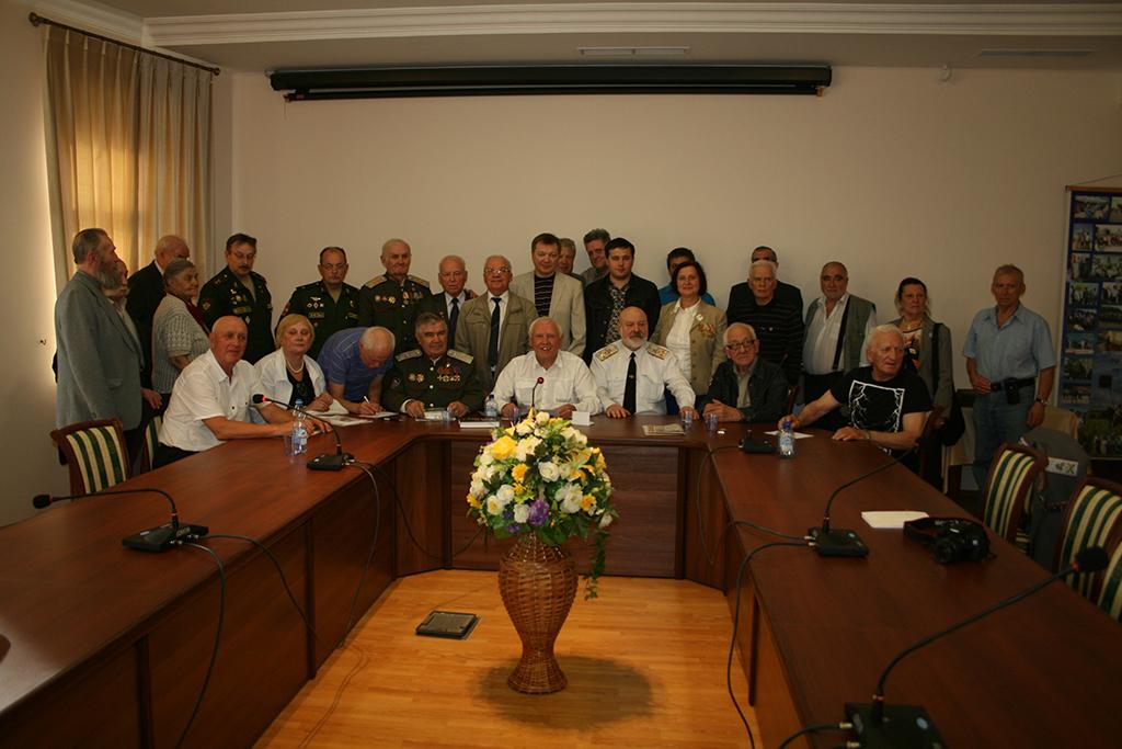 20 июня 2017 года состоялось расширенное заседание РОО «Бородино–2045»  по теме «Верховный главнокомандующий И.В.Сталин – организатор побед над фашистской Германией 1941-1945 гг.»