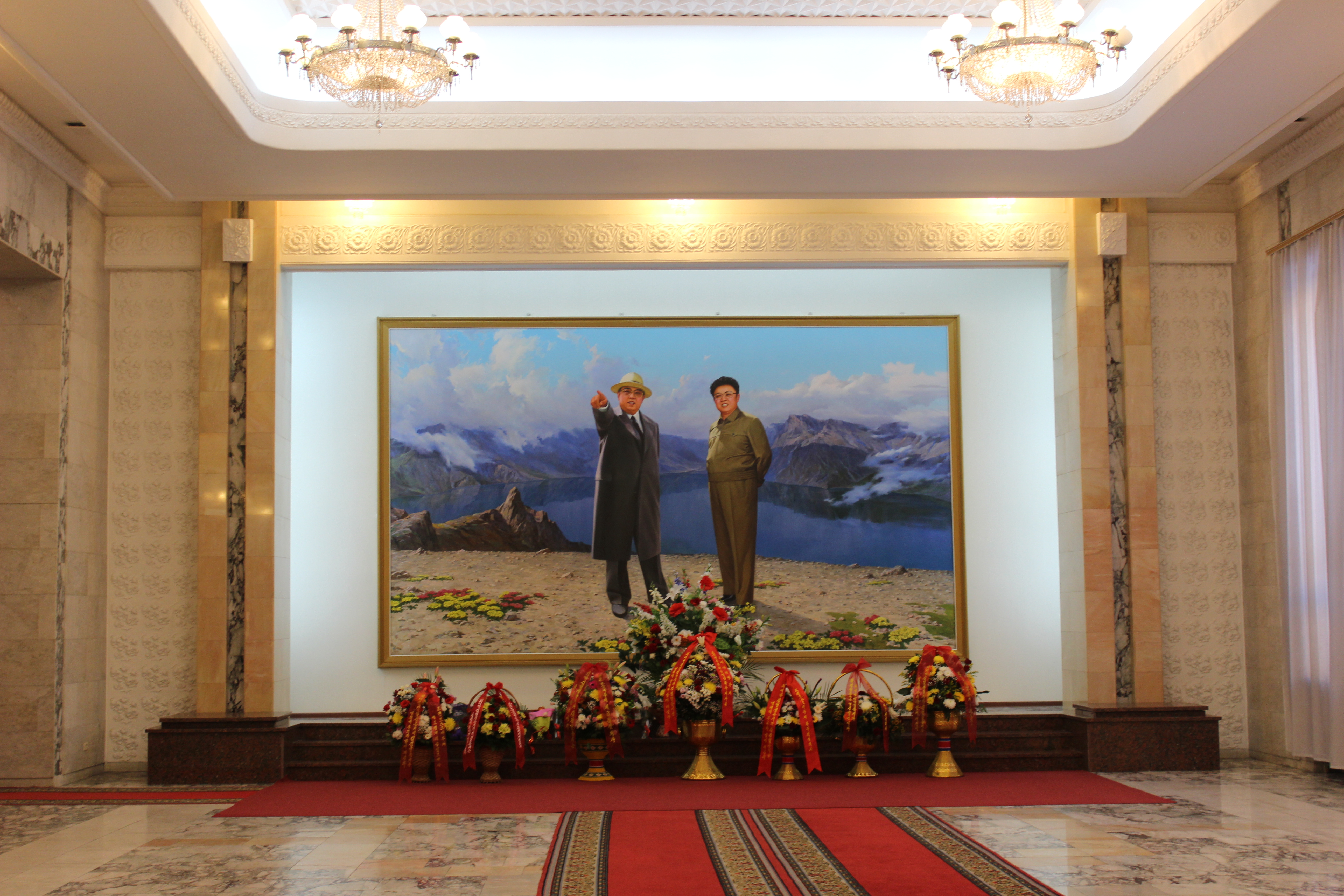 Председателю Трудовой Партии Кореи,                                Председателю Государственного Совета КНДР,                                Верховному Главнокомандующему КНА,                                Товарищу Ким Чен Ыну!       КНДР, Пхеньян.    ПОЛИТИЧЕСКОЕ ЗАЯВЛЕНИЕ