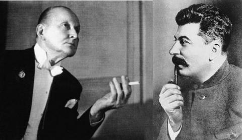 Они сражались за Сталина. И бард Вертинский бил его врагов!