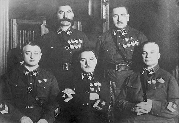 «Дело Тухачевского»: рассекреченные документы