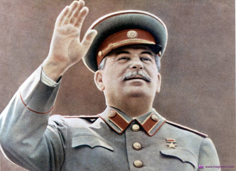 Генералиссимусу Сталину – вечная память!