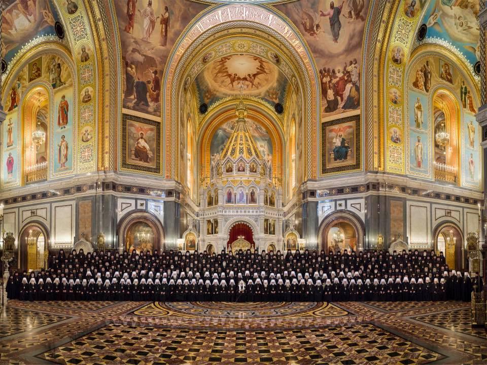 Столетие восстановления русского Патриаршества стало торжеством Вселенского Православия