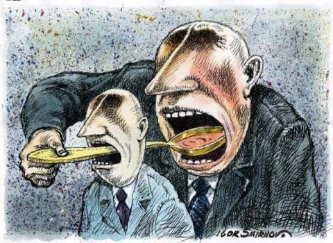На дурака не нужен нож. Как ловкие политики дурят народ