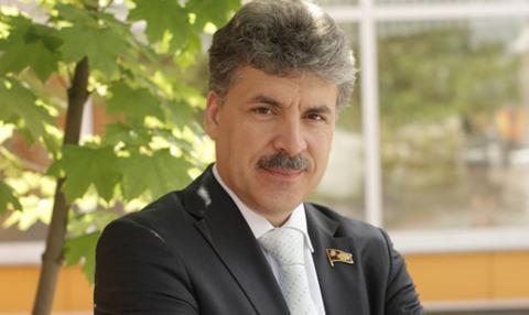 """Павел Грудинин: """"Сталин наш лучший лидер за 100 лет"""""""
