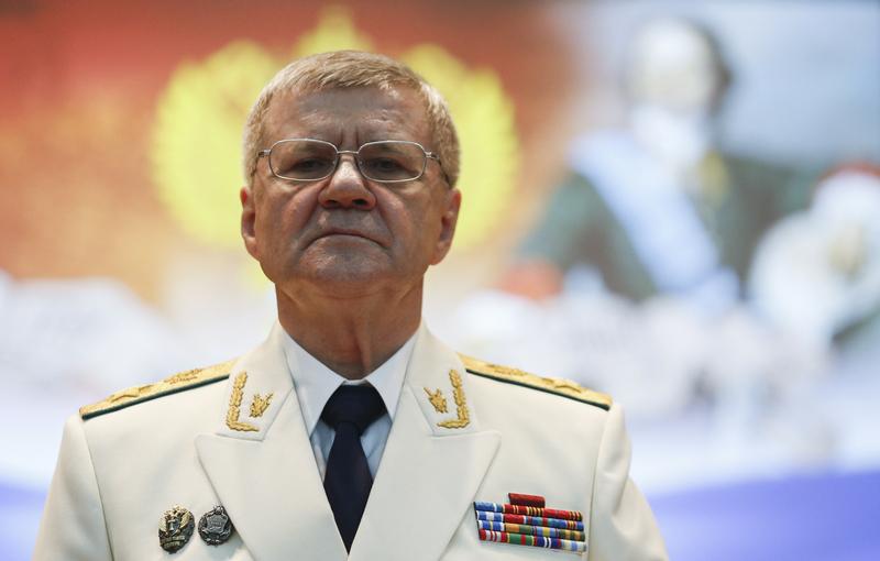 Открытое обращение к Генеральному прокурору Российской Федерации Юрию Яковлевичу Чайке
