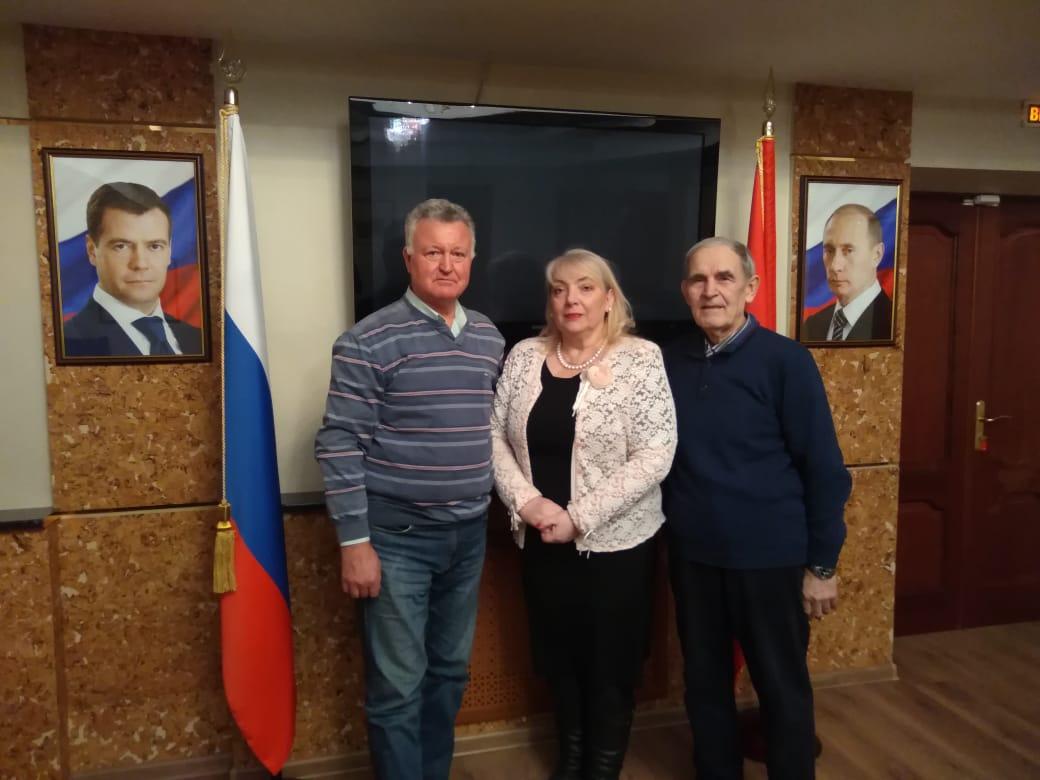 Сохраним память о героях России