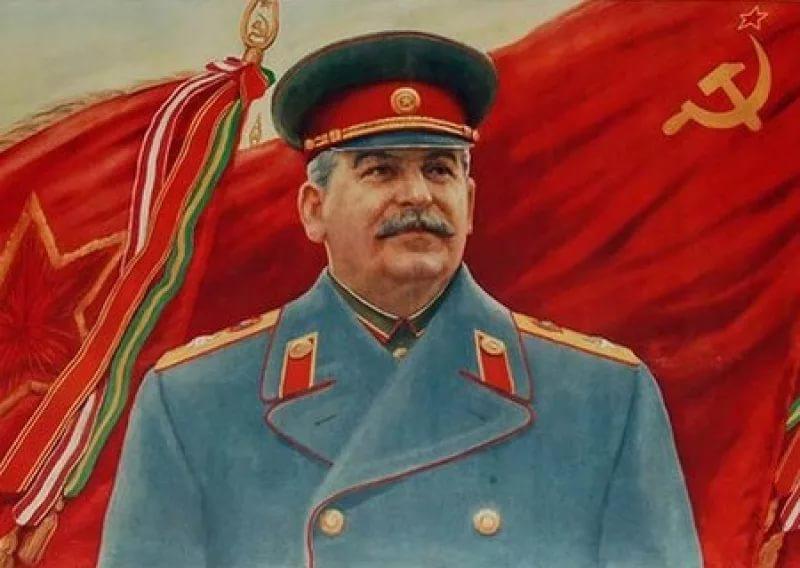 Акция памяти Иосифа Виссарионовича Сталина