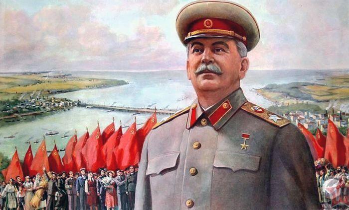 Сталин вам не прыщ, который можно выдавить