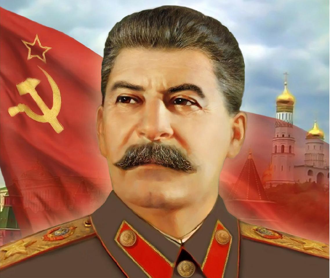 Народ России чтит и помнит Иосифа Виссарионовича Сталина
