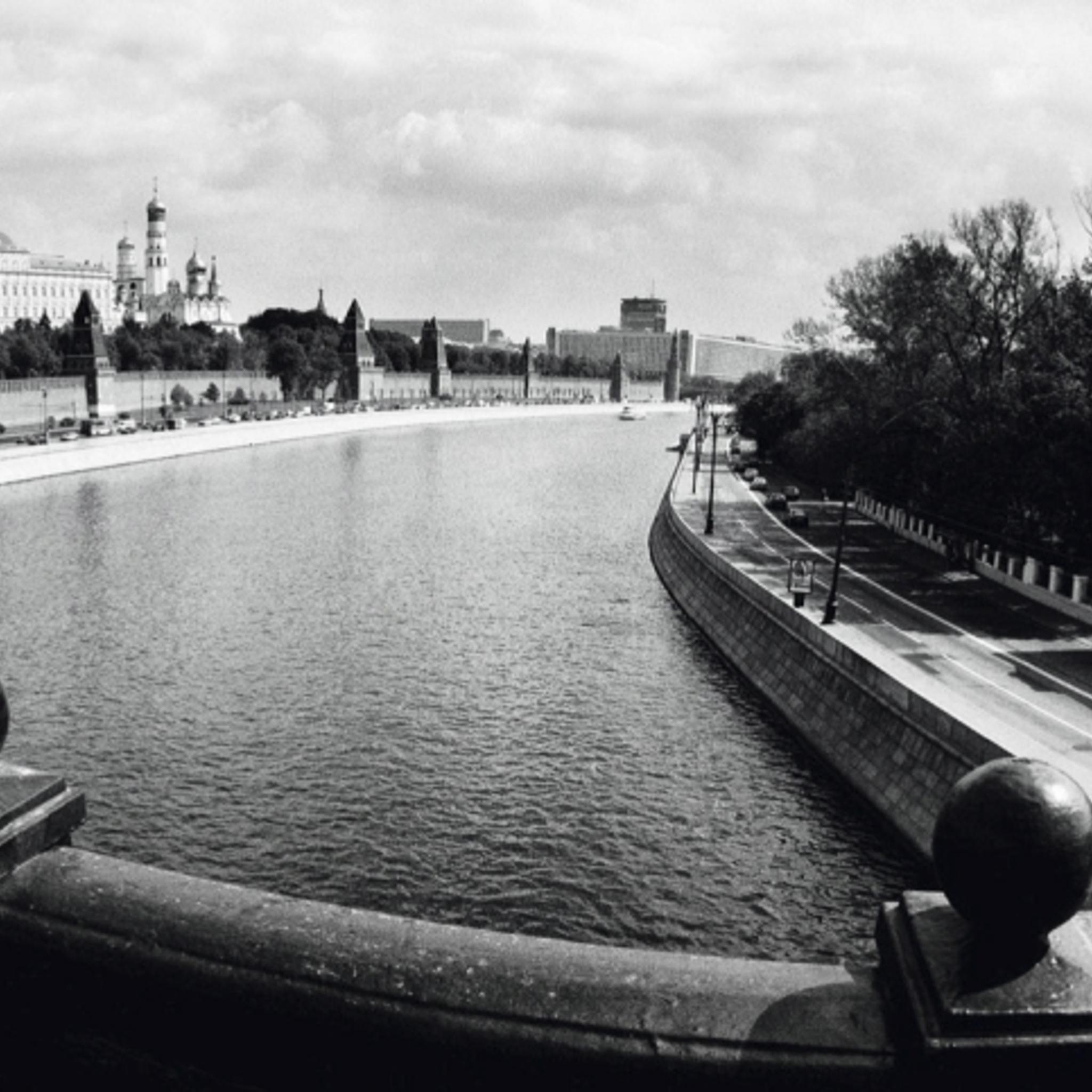 Обзор выставки Москва-река