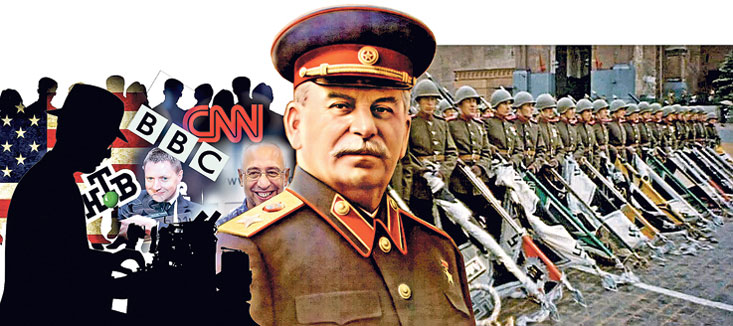 Историк А.Пыжиков: Для Сталина и тех, кто сплотился вокруг него, цель всегда была одна и неизменна – это Россия
