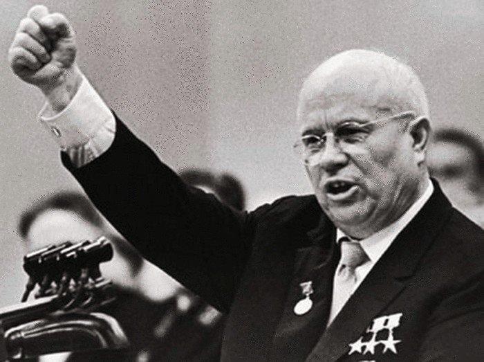 Как Никита Хрущев похоронил коммунизм уже в 1964 году