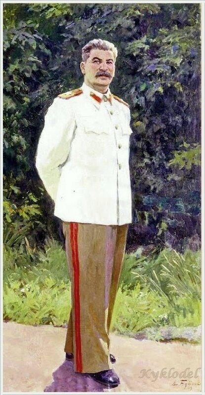 Призрак Сталина в Кремле