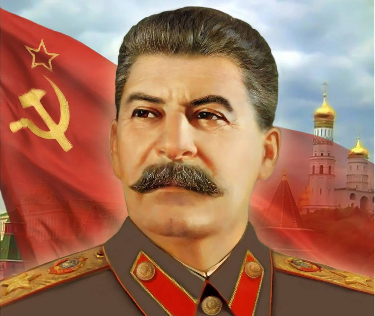 Новое возрождение Сталина