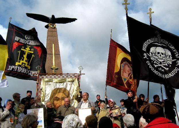 Крестный ход на Бородинское поле: рассказ участника