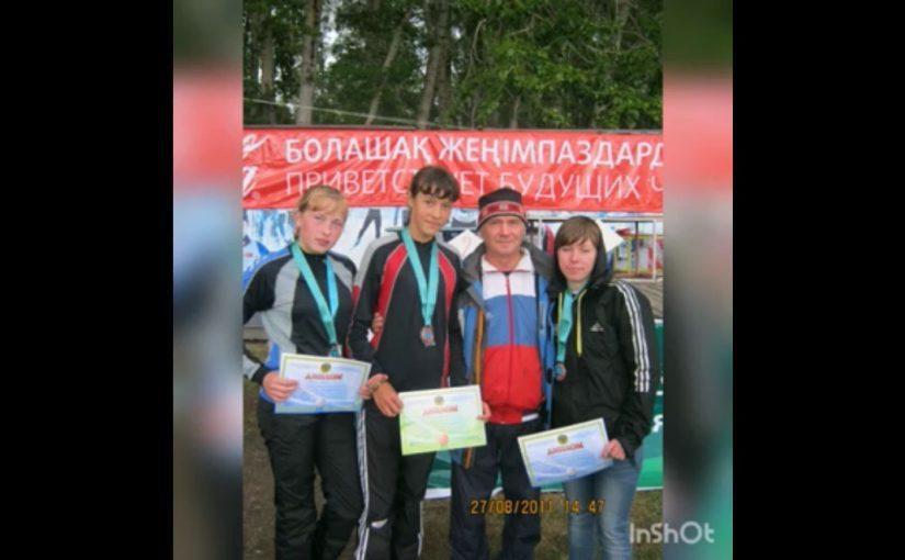 Династия тренеров и лыжников Морозовых пока в четырех поколениях