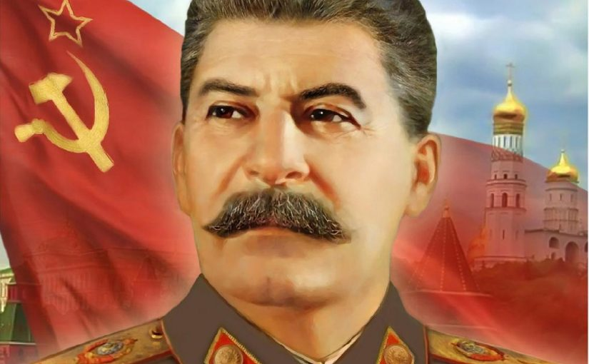 Сталин был пострижен в монашество…