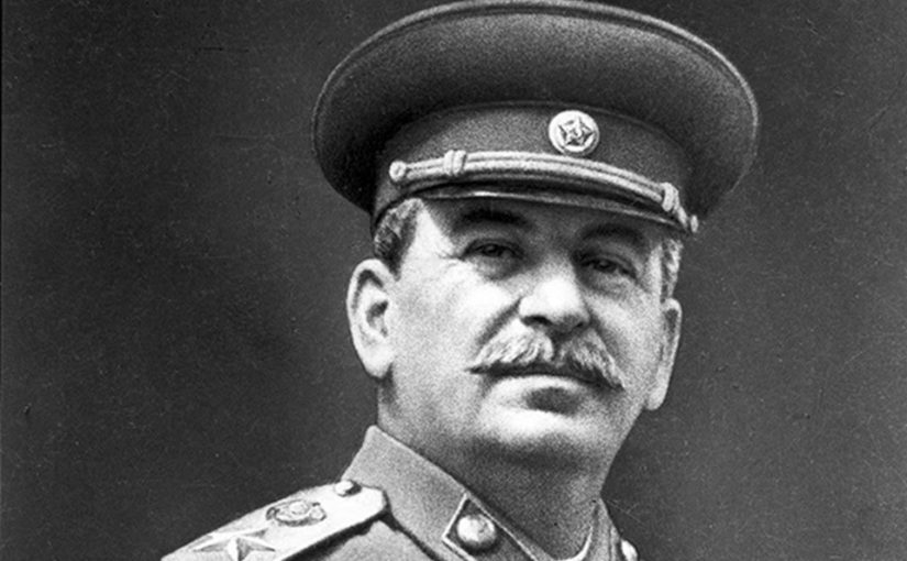 Владимир Путин взял под свою защиту Иосифа Сталина?