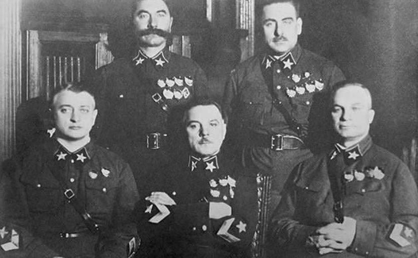 1937 год. Был ли заговор военных? Последнее слово Тухачевского