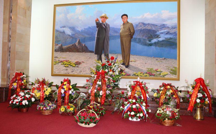 Посещение Посольства КНДР по случаю 78 годовщины со дня рождения Великого Руководителя корейского народа КИМ ЧЕН ИРА