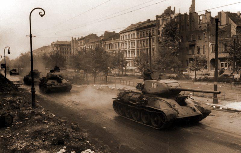 Эпопея битвы за Берлин стала венцом победоносного завершения Великой Отечественной войны как героического подвига советского народа во имя спасения всего человечества