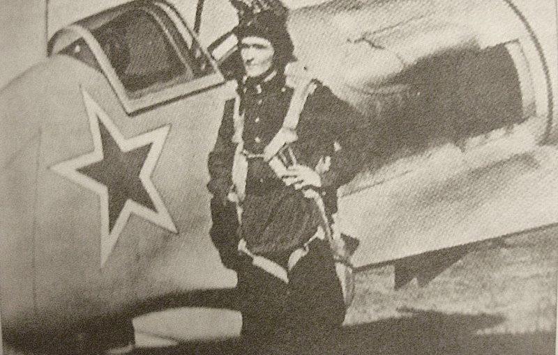 Вечная память Герою Советского Союза, участника Великой Отечественной и Корейской войн, генерал-майору авиации Сергею Макаровичу Крамаренко