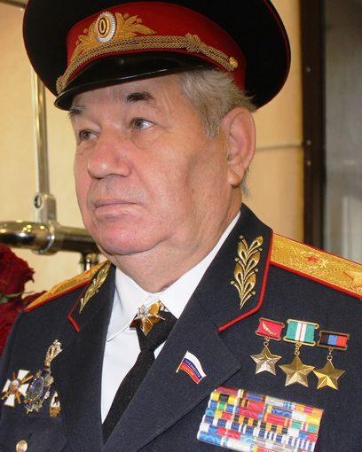 Вечная память генералу армии Казачьих войск Николаю Алексеевичу Сиволобову