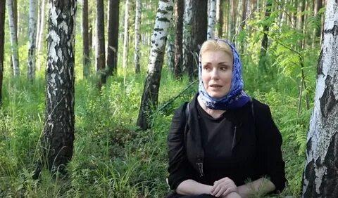 """Мария Шукшина – Из Среднеуральского женского монастыря и """"тайные"""" скиты"""