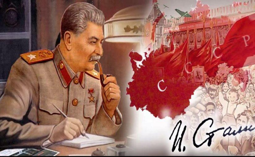 Отец народов Великий Сталин