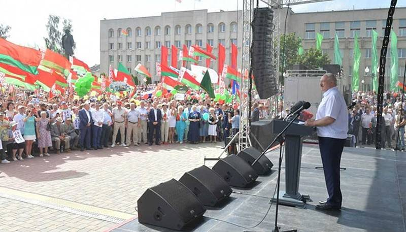 Провал блицкрига в Белоруссии