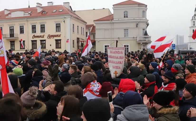 Настоящие причины протестов в Белоруссии. Коротко и ясно